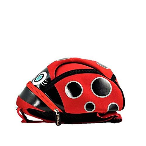 Mochila Kidis Mariquita Andy - Backpack Ladybug