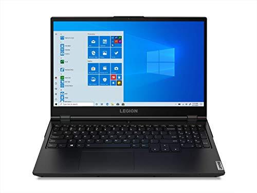 "Lenovo Legion 5 - Ordenador portátil Gaming 15.6"" FullHD (Intel Core i7-10750H, 16GB RAM, 512GB SSD, GeForce RTX 2060 6GB, Windows 10) Negro"