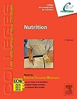 Nutrition - Réussir les ECNi de Collège des Enseignants de Nutrition
