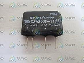 CRYDOM D2W203F-11 SSR, PCB MOUNT, 280VAC, 32VDC, 3.5A