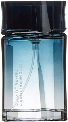 Adolfo Dominguez - Agua de Bambú, agua de tocador vaporizador  para hombre, 120 ml