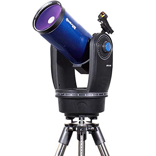 ZHCJH Astronomisches Teleskop, automatische Sternensuche HD High Definition Professional Deep Space, Zoom-Monokular-Teleskop mit Stativ und Fernbedienung