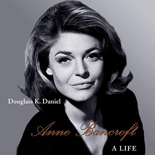 Anne Bancroft audiobook cover art