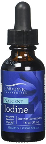 Harmonic Innerprizes Nascent Iodine, 1 Ounce by Harmonic Innerprizes
