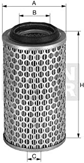 MANN C21493 - Filtro de Ar do Motor - Mann Filter