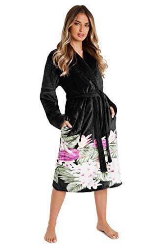 CityComfort Albornoz para mujer súper suave para mujer, vestido de felpa mullida para mujer, albornoz súper suave para mujer | Regalos para ella