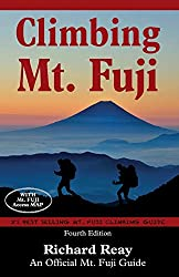 Mt. Fuji climbing tour guide book