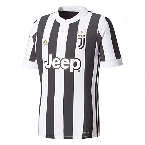 adidas Boys Soccer Juventus Home Jersey