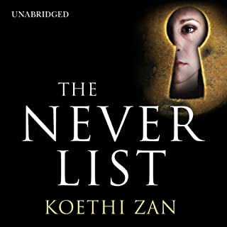 The Never List cover art
