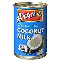 AYAM ココナッツミルク / 400ml TOMIZ/cuoca(富澤商店)