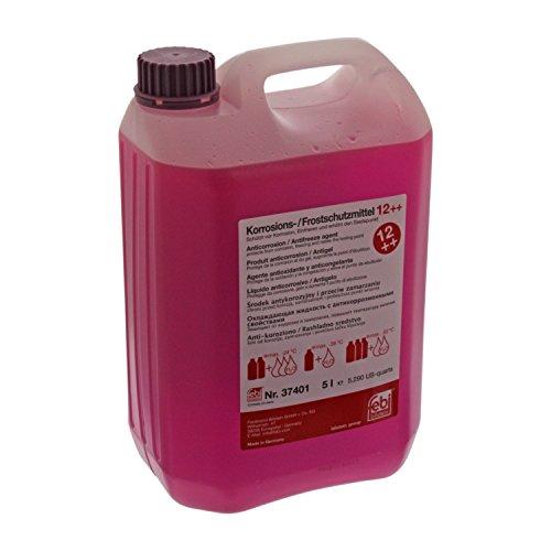 febi bilstein 37401 Frostschutzmittel G12++ , 5 Liter
