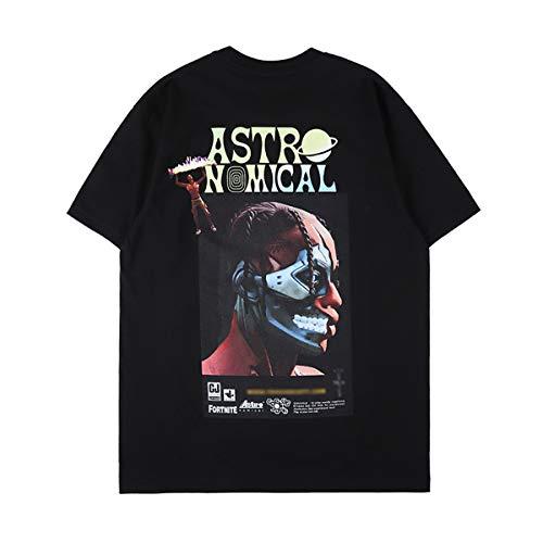 Travis Scott Astronomical Maglietta T-Shirt