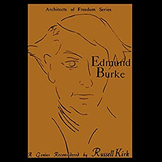 Edmund Burke audiobook cover art