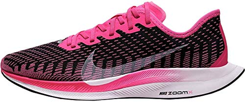 Nike Zoom Pegasus Turbo 2 Women's Running Shoe Pink Blast/White-Black-True Berry 10.5