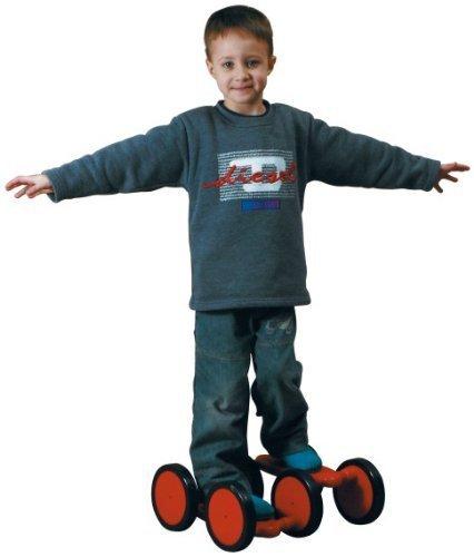 SportFit 676-49 - Eco Tretl Pedal-Roller