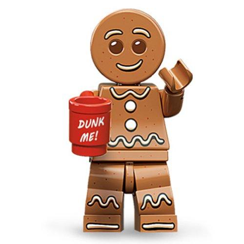 Lego Mini-Figures Series 11, Gingerbread Man