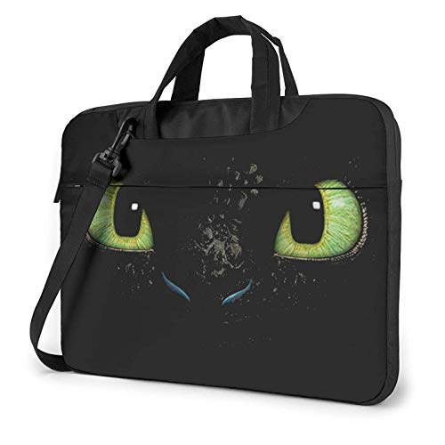 How to Train A Dragon Shoulder Messenger Bag Case Briefcase Sleeve for 15.6″ Laptop Notebook PC Laptop Notebook PC Case