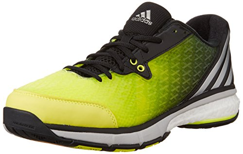 adidas Energy Volley Boost 2.0 - SYELLO/silvmt/cblack, Größe:11