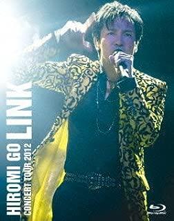Hiromi Go - Hiromi Go Concert Tour 2012 'Link' (BD+BOOKLET) [Japan LTD BD] SRXL-34