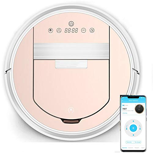 Affordable MAKE FINE Robot Vacuum Cleaner Powerful Suction 2000Pa Ultra-Thin 6.9 cm Running Time 100...