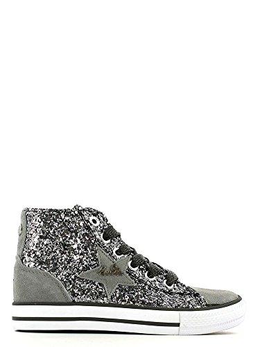 Lulù LV010053S Sneakers Bambino Grigio 31
