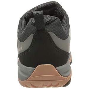 Merrell womens Siren Edge 3 Waterproof Hiking Shoe, Paloma/Peach, 8 US