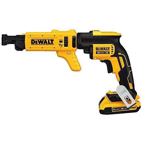 DEWALT 20V MAX XR Drywall Screw Gun Collated Magazine Accessory (DCF6201)