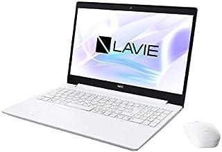 NEC 15.6型ノートパソコン LAVIE Note Standard NS700/NAシリーズ(カームホワイト)[Core i7 / メモリ 8GB / HDD 1TB / Microsoft Office 2019]LAVIE 2019年...