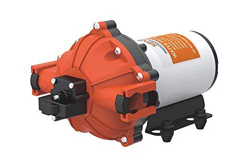 Seaflo - Bomba de agua de alta presión de 12 V, 18,9 l/min, 5,0 GPM, 70 PSI con interruptor automático para automoción