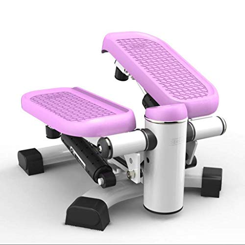 Why Choose JGWHW Gym Mini Stepper with Monitor Weight Capacity Electronic Monitor Tracks Steps Time ...