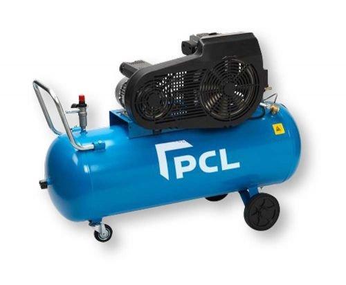 Compressore d' aria oelgeschmiert, 100L Aria Compressa memoria 230V PCL