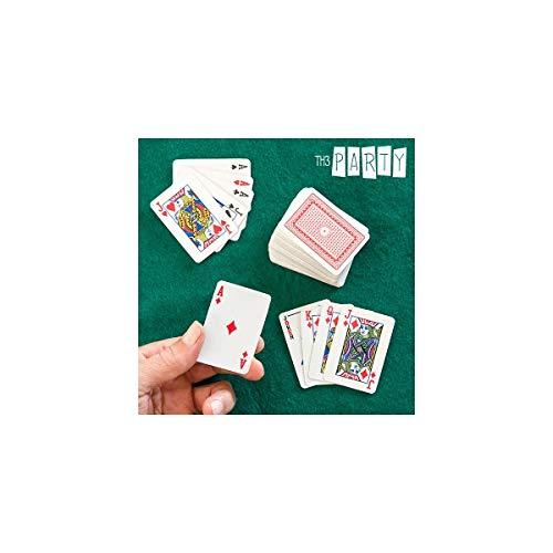 Mini Spielkarten Deck 6x4 cm Poker Skat Rommé