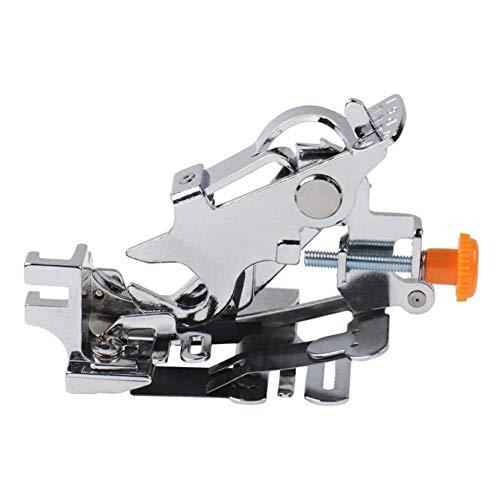 Naaimachine Ruffler Plissé Presser Voet voor Huishoudelijke Ruffling Naaien Gereedschap Presser Voet Ruffler Accessoires