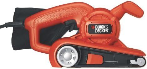 Black-&-Decker-BR318-Low-Profile-Belt-Sander