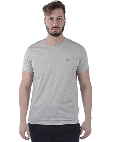 BURBERRY - Mann T-Shirt 4061820 GRAU JOEFORTH XL