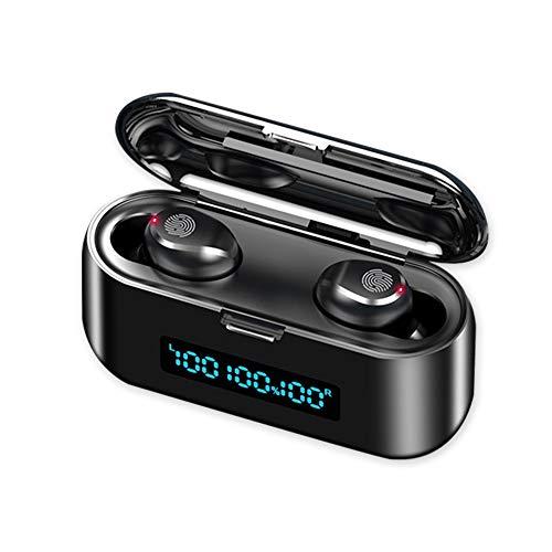 Faraone4w Wireless Earbuds Bluetooth Kopfhörer Kopfhörer Touch TWS Gaming Headset Earbuds mit Ladehülle Mikrofon Kopfhörer Bass für Handy