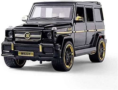 A-Generic Rapporto 1:24 Mercedes-Benz Classe G Truck SUV Nuovo Modello Black Car