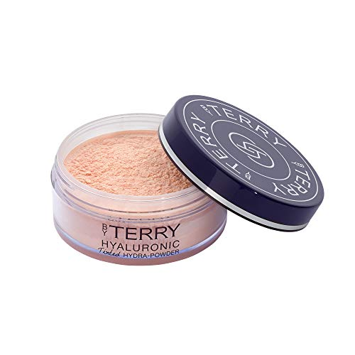 By Terry Hyaluronic Tinted Hydra-Powder   Hyaluronic Acid-Infused Loose Setting Powder   200 Natural   10g (0.35 Oz)