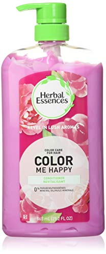 Herbal Essences Color me happy conditioner for colored hair color treated hair, 29.2 fl oz, 29.2 Fl Oz
