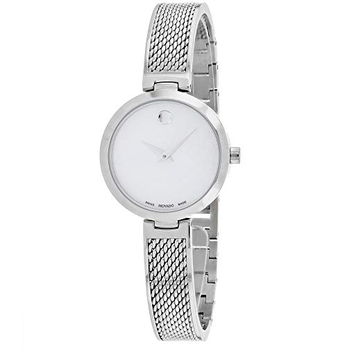 Women's Amika Mother of Pearl Dial Watch - Movado 607361