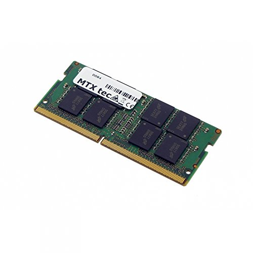 MTXtec 8GB RAM voor Apple iMac 27'' (06/2017), DDR4 2400MHz, PC4-19200