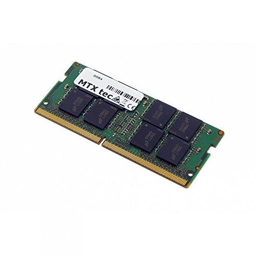 MTXtec 8GB RAM voor Apple iMac 27'' (06/2017), DDR4 2400MHz, PC4-19200
