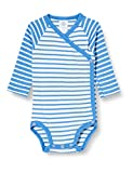 Sanetta Baby-Jungen Wickelbody Blue Kleinkind Unterwäsche-Satz, blau, 062