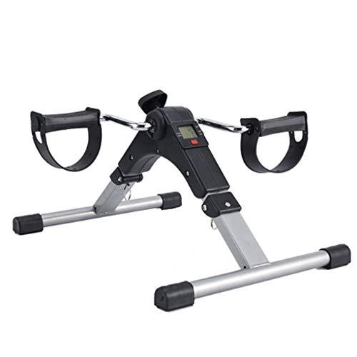 Stepper Máquinas de Step Deportes Plegable Paso a Paso, la Aptitud Pierna Trainer Pedal de la Bicicleta estática