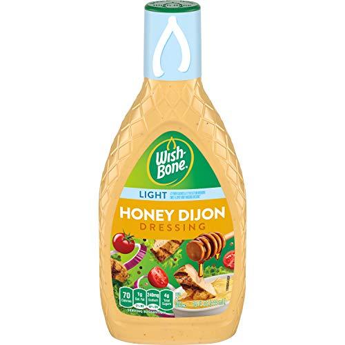 Wish-Bone Light Honey Dijon Dressing, 15 FL OZ