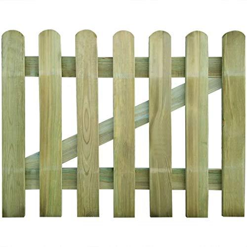 vidaXL -   Holz Imprägniert