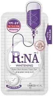 MEDIHEAL R:NA Proatin Mask 25g×10ea (# Whitening)/メディヒール R:NA プロアチン マスク 25g×10枚 (# Whitening) [並行輸入品]