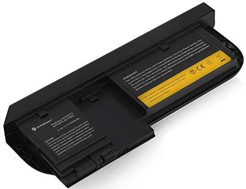 Globalsmart Batería para portátil Alta Capacidad para Lenovo ThinkPad X220 Tablet 6 Celdas Negro