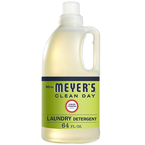 Our #2 Pick is the Mrs. Meyer's Lemon Verbena Laundry Detergent