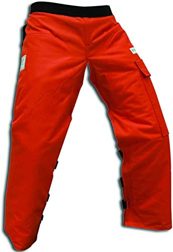 Cold Creek Loggers Chainsaw Apron Safety Chaps...